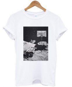 Moonshot Basketball T-shirt