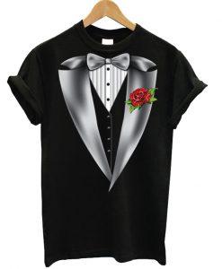 Tuxedo High Class T-shirt