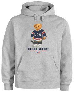 Bear Hockey USA Hoodie