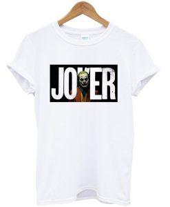 Joaquin Phoenix Joker T-shirt