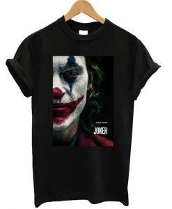 Joker Joaquin Phoenix Poster T-shirt