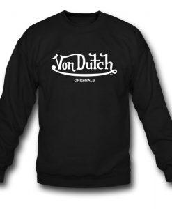 Von Dutch Original Sweatshirt