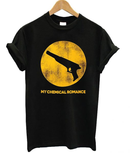 My Chemical Romance Ray Gun T-shirt