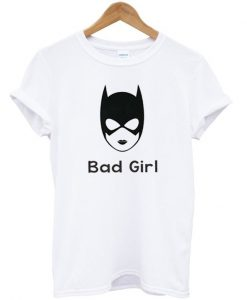 Bad Girl Bat T-shirt
