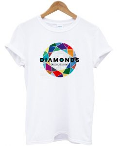 Hawk Nelson Diamonds T-shirt