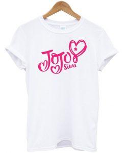 Jojo Siwa Logo T-shirt