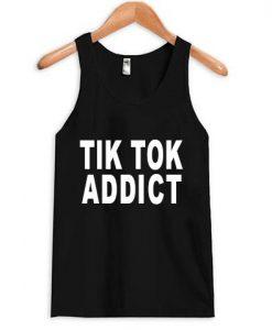 Tik Tok Addict Tank top