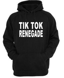 Tik Tok Renegade Hoodie