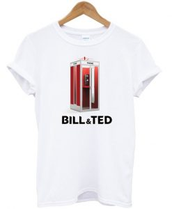 Bill and Ted's Phone Booth T-Shirt