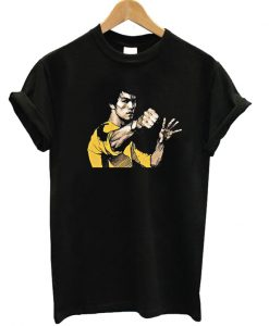 Bruce Lee Yellow Suit T-shirt