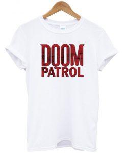 Doom Patrol Red T-shirt