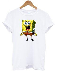 Spongebob Happy T-shirt