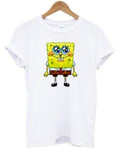 Spongebob Touched T-shirt